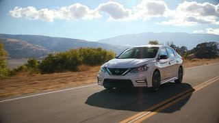 Download WALK AROUND: 2017 Nissan Sentra NISMO Video