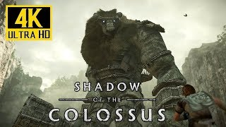 Download SHADOW OF THE COLOSSUS PS4 - E3 2017 Reveal Trailer 4K @ 2160p HD ✔ Video
