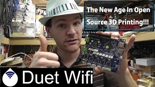 Download Duet Wifi First Impressions / Review, This Is The New Age In Open Source 3D Printing!!! Video