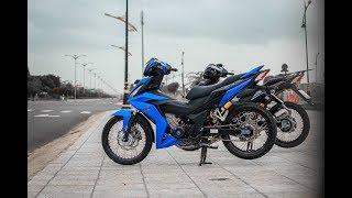 Download Xe & Phong Cách 24h - Winner 150 độ nâng cấp đầy thương hiệu đến từ biker Rạch Giá. Video