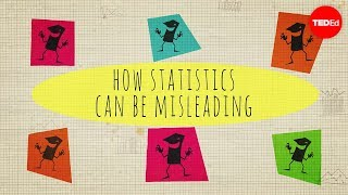 Download How statistics can be misleading - Mark Liddell Video