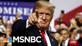 Download We Sent 'Never Trumper' David Jolly To His First Donald Trump Rally | The 11th Hour | MSNBC Video