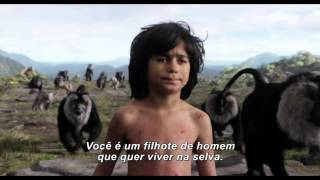 Download Trailer oficial Mogli - O Menino Lobo - 14 de abril nos cinemas Video