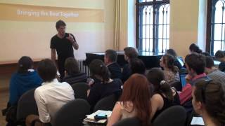Download Teun van Dijk. Discourse and Knowledge Video