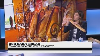 Download France's baguette obsession: The rules of ″baguetiquette″ Video