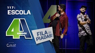 Download FILA DE PIADAS - ESCOLA - #117 Participação Guto Andrade Video