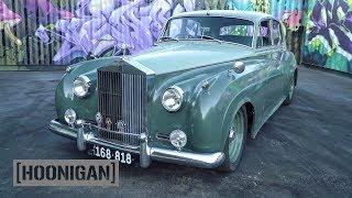 Download [HOONIGAN] DT 181: 550HP LS7 Powered '58 Rolls Royce Video