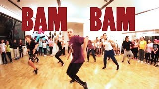 Download škola LT : Bam Bam / choreography Silvester Chorvát Video