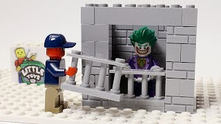 Download Lego Spiderman Building Prison for Joker Funny Animation Video