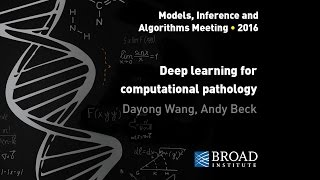 Download MIA: Andrew Beck, Dayong Wang, Deep learning for computational pathology; Babak Bejnordi, ConvNets Video
