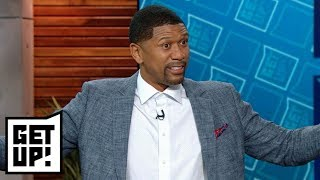 Download Jalen Rose shuts down Mike Greenberg's hysteria after Warriors' win vs. Rockets | Get Up! | ESPN Video