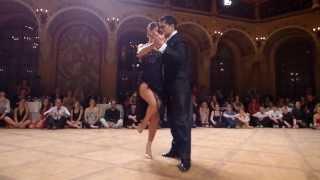 Download Sebastian Arce & Mariana Montes at Tango Amadeus 2013 (1) - Tango (Best Seat in the House) :) Video