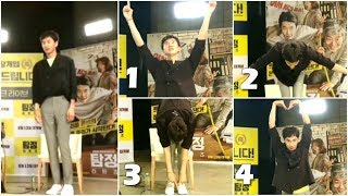 Download Lee Kwang Soo Funny Moments At 'Accidental Detective 2' Film Premiere Video