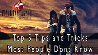 Download Final Fantasy VIII - Top 5 Tips and Tricks Most People Dont Know Video