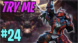 Download TRY TO BEAT ME   MHW FUNNY MOMENTS #24   NoSkillz Video