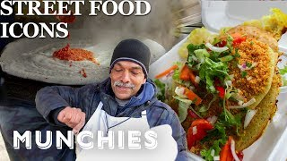 Download The Legendary Dosa Man of NYC - Street Food Icons Video