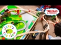 Download Thomas and Friends | Thomas Train Wooden Railway Rickety Bridges with Trackmaster | Toy Trains Kids Video