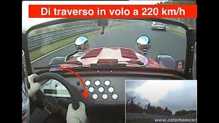 Download Caterham R500 Vs 996 GT2 - Nurburgring battle lap2 Video