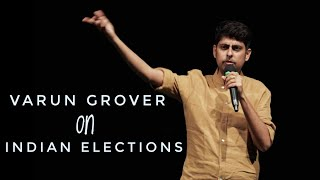 Download Indian Elections - Stand-up Comedy by Varun Grover Video