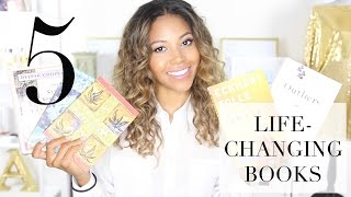 Download 5 BOOKS THAT CHANGED MY LIFE | Ameriie Video