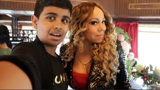 Download MARIAH CAREY AT MY HOUSE !!!!! Video
