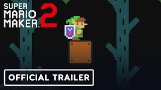 Download Super Mario Maker 2 - Master Sword Update Trailer Video