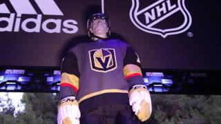 Download A first look at the Vegas Golden Knights jersey Video