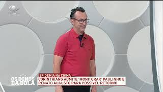 Download R.AUGUSTO E PAULINHO NO CORINTHIANS? Neto e Edílson discutem Video