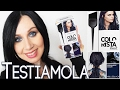 Download #COLORISTA Paint L'oréal #BLUEBLACK - Testiamolo! Video