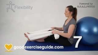 Download 10 Best Exercises for Knee Arthritis, Full Physio Sequence Video