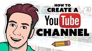 Download How To Make a YouTube Channel (Easy Beginner's Tutorial) 📺 Video
