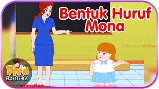 Download Bentuk Huruf Mona   Video Lucu Diva the series   Diva The Series Official Video