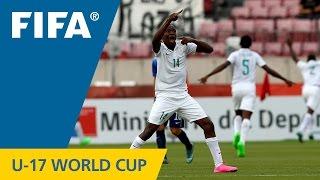 Download Highlights: Nigeria v. USA - FIFA U17 World Cup Chile 2015 Video