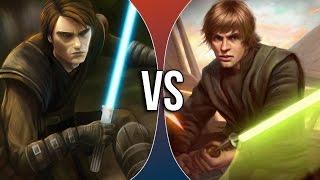 Download VS | Anakin Skywalker vs Luke Skywalker Video