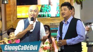 Download Tình Ca Quê Hương - Hoàng Anh & Tài Nguyễn | GIỌNG CA ĐỂ ĐỜI Video