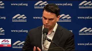 Download Leftist Woman Asks Shapiro If He's Transphobic Video