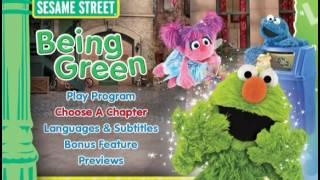 Download Being Green 2009 DVD Menu Walkthrough Video