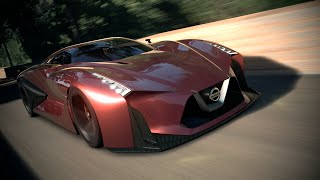 Download NISSAN CONCEPT 2020 Vision Gran Turismo: TMS 2015 Video