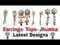 Download Earrings Designs | Jhumka Designs | Rajasthani Jewellery Designs Video