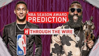 Download NBA Season Award Predictions | Through The Wire Podcast Video