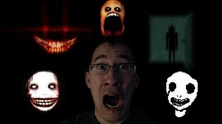 Download Random Horror Reaction Compilation Video