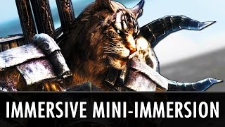 Download Skyrim Mods: Immerging Immersive Mini-Immersion Mods! Video
