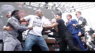 Download BEFORE AND AFTER THE KSI V LOGAN PRESS CONFERENCE Video