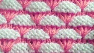 Download बच्चों के स्वेटर के लिए एक सुन्दर और आसान दो रंग की डिजाइन Video