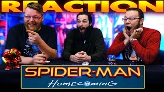 Download Spider-Man: Homecoming Official Trailer REACTION!! Video