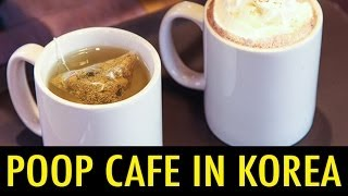 Download Poop Cafe in Korea (KWOW #121) Video