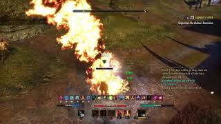 Download ESO  Summerset Outnumbered PvP #1 Video