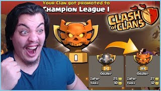 Download CLAN SAVAŞLARI LİGİNDE ŞAMPİYON LİG REHBERİ Clash of Clans Video