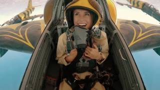 Download Maria the Pilot, Pilot Maria and Malin flying with MiGFlug Video