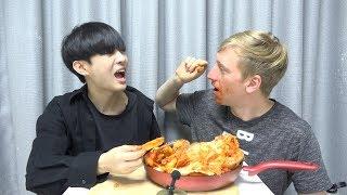 Download 1$ Kimchi VS 200$ Kimchi Video